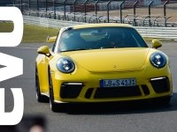 Porsche 911 GT3 на Нюрбургринге