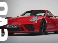 Обзор Porsche 911 GT3