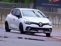 Renault Clio R.S. на треке