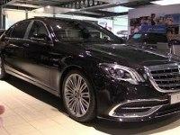 Особенности Mercedes-Maybach S-Class