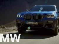 Официальный трейлер BMW X3