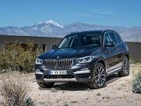 Обзор BMW X3
