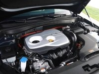 Обзор  Kia Optima Hybrid