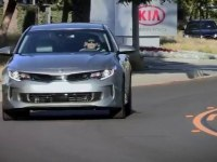 Обзор KIA Optima Plug-in Hybrid