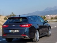 Проморолик KIA Optima Sportswagon