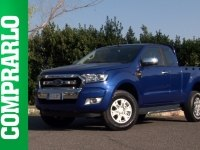 Тест Ford Ranger Extra Cab
