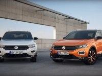 Промо ролик Volkswagen T-Roc