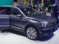 VW Tiguan Allspace - интерьер и экстерьер