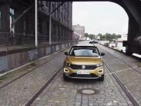 Zara Larson и новый VW T-Roc