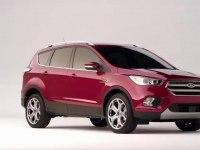 Ford Escape - обзор систем