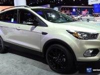 Ford Escape - интерьер и экстерьер
