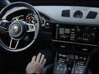 Комфорт Porsche Cayenne