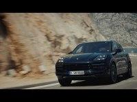 Промо видео Porsche Cayenne Turbo