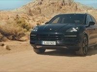 Промо ролик Cayenne Turbo