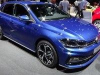 VW Polo R-line - интерьер и экстерьер