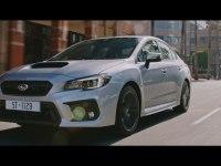 Промо ролик Subaru WRX