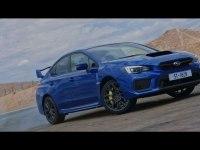 Промо видео Subaru WRX STI
