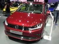 VW Golf Sportsvan - интерьер и экстерьер
