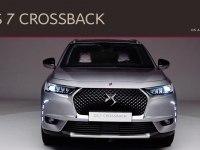DS7 Crossback - изысканные технологии