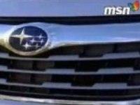 Видео обзор Subaru Forester от MSN