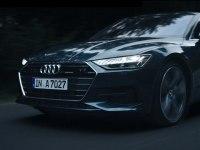 Реклама Audi A7