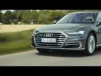 Промо видео Audi A8