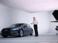 Audi A8 в деталях