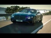 Промо видео Bentley Continental GT