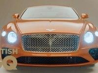Небольшой обзор Continental GT от British GQ