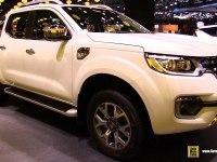 Renault Alaskan - интерьер и экстерьер
