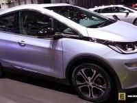 Opel Ampera-e - интерьер и экстерьер