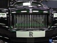 Rolls-Royce Wraith - интерьер и экстерьер