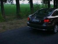 Промо видео VW Polo Sedan