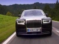 Phantom на дорогах Швейцарии.