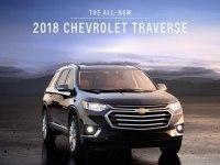 Проморолик Chevrolet Traverse