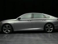 Honda Accord - обзор экстерьера