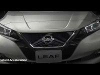 Nissan Leaf - еще больше технологий