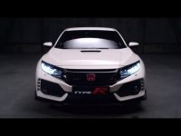 Проморолик Honda Civic Type R