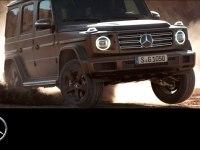 Промо ролик Mercedes-Benz G-Class