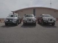 Mazda BT-50 - приключение в аутбэке
