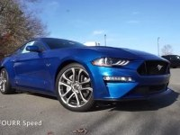Тест-драйв Ford Mustang