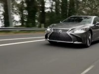 Тест-драйв Lexus LS 500