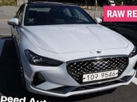 Hyundai Genesis G70 - обзор интерьера