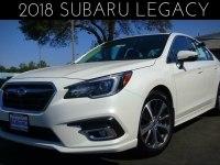 Обзор Subaru Legacy