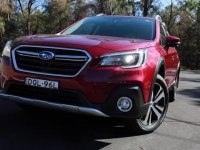 Subaru Outback - тест-драйв