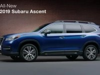 Рекламное видео Subaru Ascent