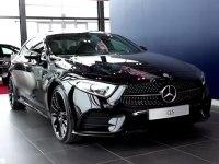 Подробный обзор интерьера Mercedes CLS-Class
