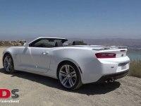 Тест-драйв Chevrolet Camaro SS Convertible