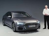 Подробный обзор Audi A6