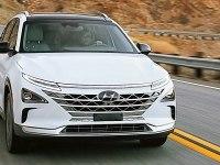 Обзор Hyundai NEXO